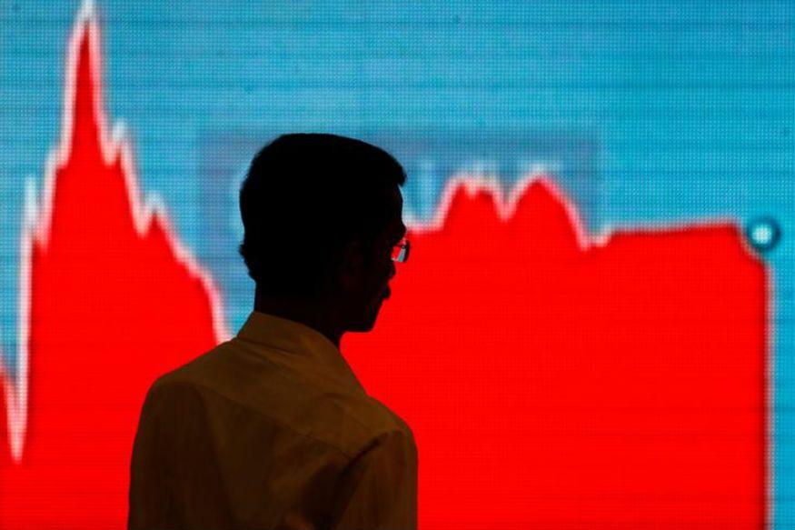 Sensex Flat Ahead Of Budget 2020 Nifty Below 11 950 Tech Mahindra Down By 3 Hul Gail Itc Top Gainers