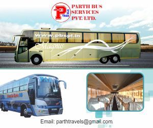 Parth Bus Service Pvt Ltd