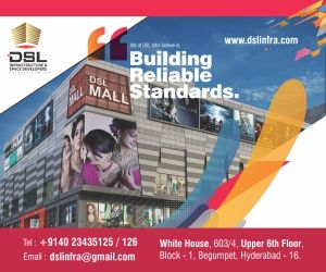 A-137 - DSL Infrastructure & Space Developers Pvt Ltd