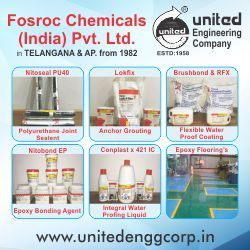 United Engineering Company - Fosroc Chemicals (India) Pvt. Ltd.