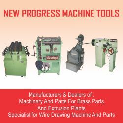 New Progress Machine tools