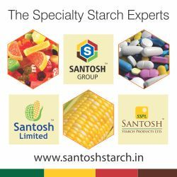 Santosh Starch Products Ltd