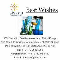 Siskaa Chemicals Pvt Ltd