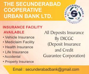 The Secunderabad  Co-Operative Bank